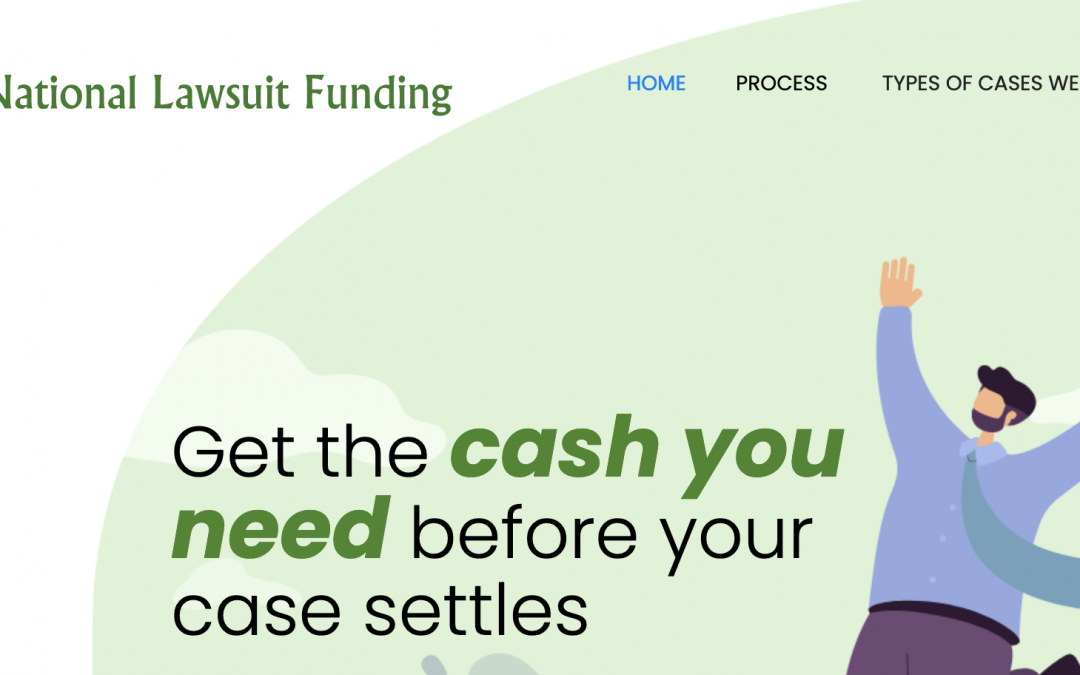 Everything You Need To Know About The National Lawsuit Funding Company